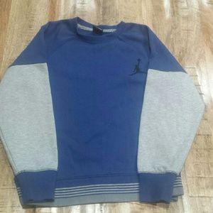 Jordan sweatshirt size L  10 12